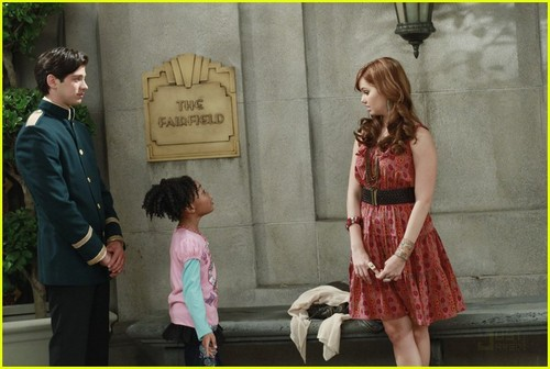 """New York, New Nanny"" Stills"