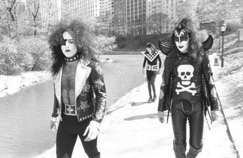 ☆ Paul, Gene & Ace
