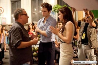 The Twilight Saga: Breaking Dawn - Part 1 (2011) > Behind the Scenes