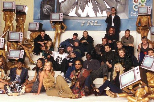 2000 MTV trl poster