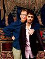 ALAN & DANIEL - severus-snape fan art
