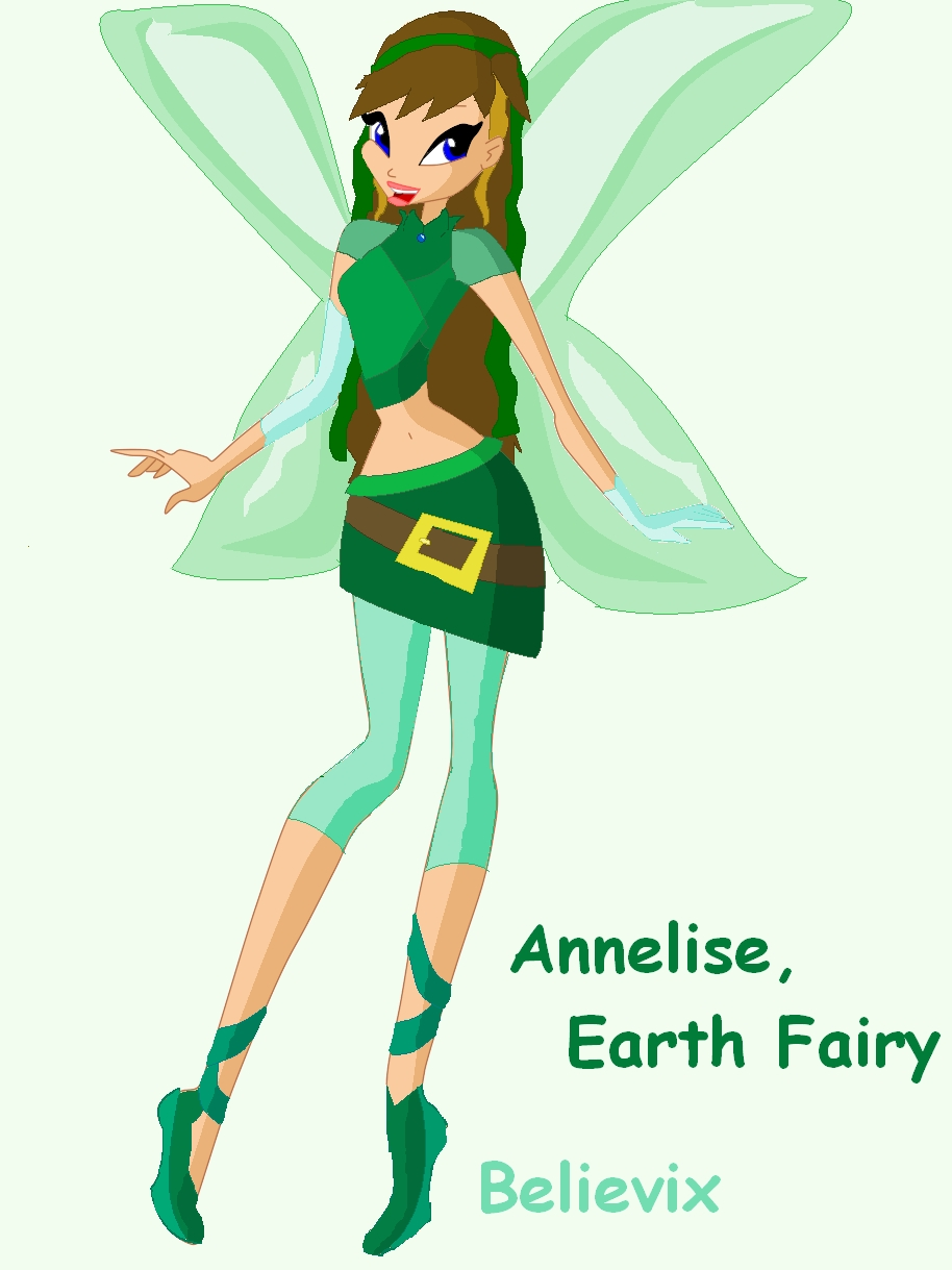 Annelise (My OC)