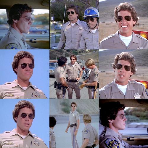 Barry Baricza kubeba in shades