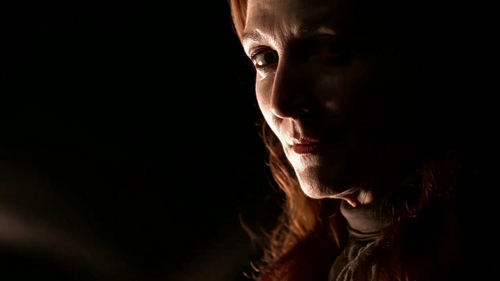 Catelyn Stark on troon