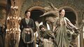 Catelyn Stark with Lysa and Robin Arryn - house-stark photo
