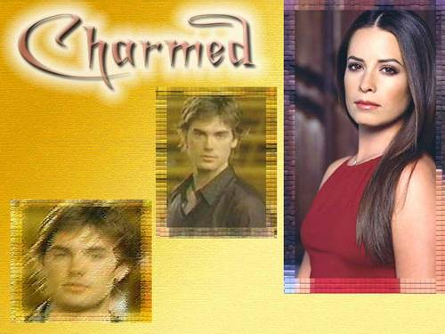 Charmed wallpaper probably containing anime entitled Charmed Wallpaperღ
