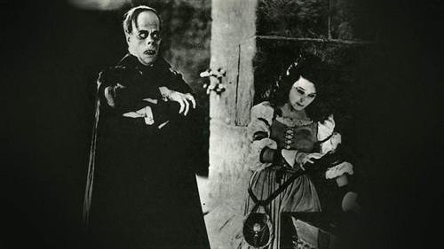 Christine Daaé and Erik