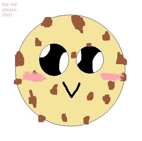 Derpy cookie