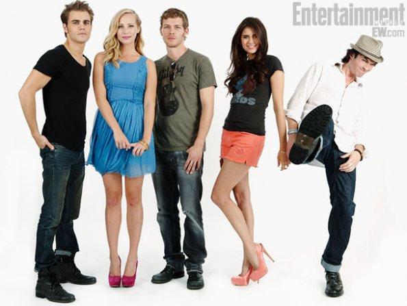 EW Comic-Con Portraits - Cast