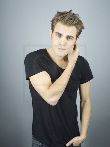 EW Comic-Con Portraits - Paul Wesley
