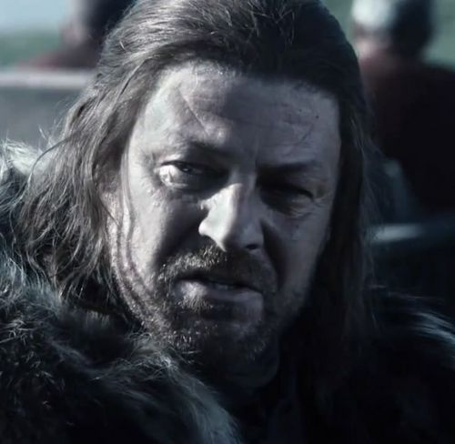 House Stark wallpaper entitled Eddard Stark