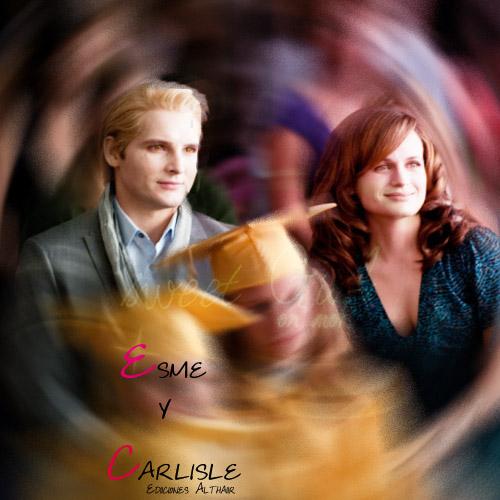 Esme y Carlisle