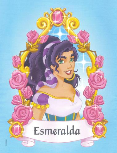 Esmeralda as a DP