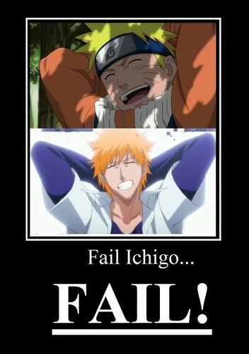 Fail Ichigo. FAIL