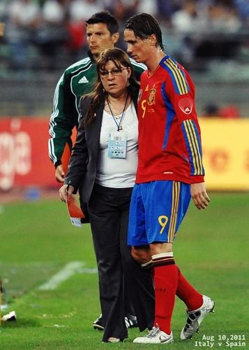 Fernando Torres - Spain x Italy