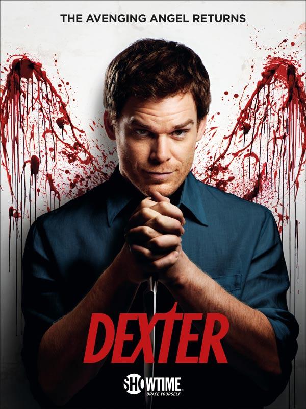 First Look: Dexter's Angelic Season 6 Poster