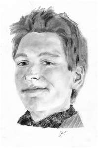 George Weasley 壁纸 containing a portrait entitled George Weasley