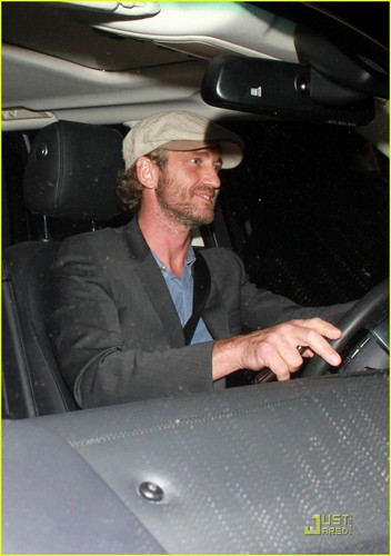 Gerard Butler Parties at Playhouse - gerard-butler Photo