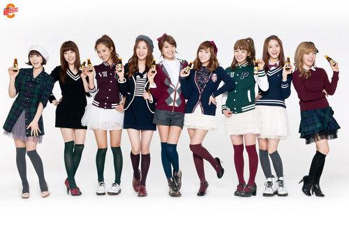 Girls' Generation Vita_500 school