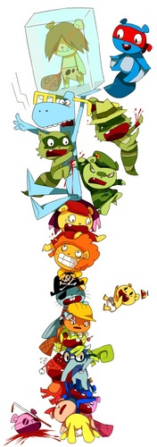Happy Tree Friends Images Htf Hd Wallpaper And Background Photos