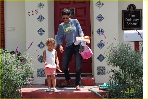 Halle Berry Has Hearts for Nahla