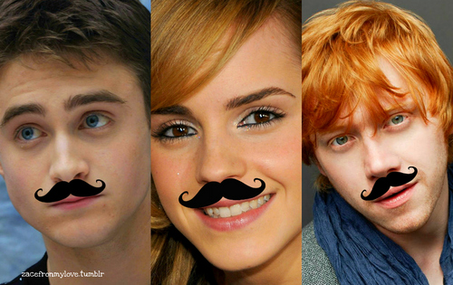 Harry Potter Cast प्रशंसक Art