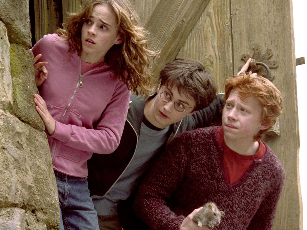 Harry ron and hermione images harry ron and hermione - Hermione granger and ron weasley kids ...
