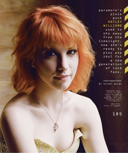 Hayley Williams <33 - hayley-williams Photo