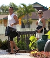 Jennifer & Justin out in Hawaii