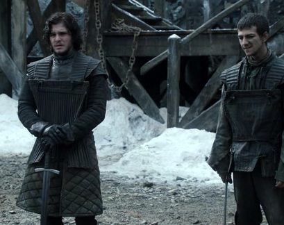 Jon Snow and Pypar