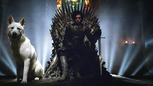 Jon Snow on Iron ngôi vua, ngai vàng