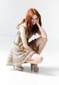 Karen Gillan Stella magazine photoshoot
