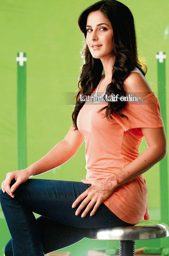 Katrina Kaif wallpaper titled Katrina Photoshoot session!
