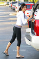Kendall Jenner Runs Errands In Calabasas - kendall-jenner photo