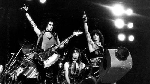 Kiss Finland 1983