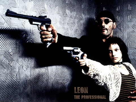 Leon movie poster