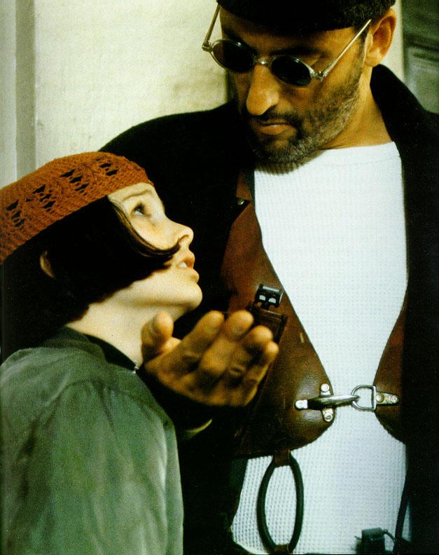 Leon movie stills