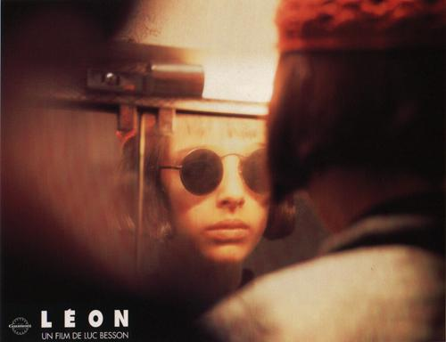 Leon movie stills
