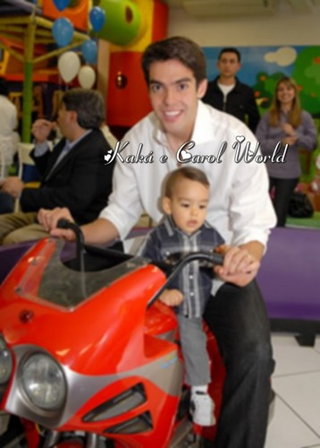 Luca's 1st bday photo! =)