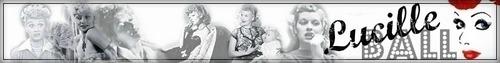 Lucille Ball Banner