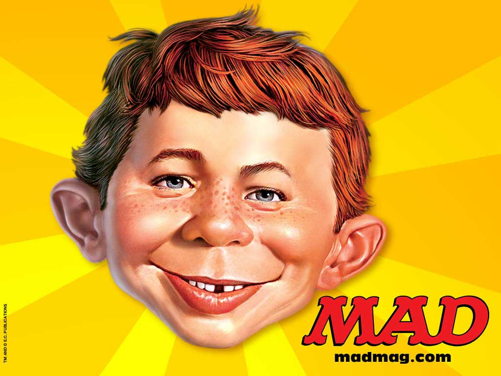 MAD on Cartoon Network images Mad Magazine HD wallpaper ...