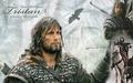 Mads Mikkelsen as Tristan in King Arthur