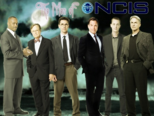 NCIS wallpaper with a business suit, a suit, and a three piece suit entitled Men of NCIS