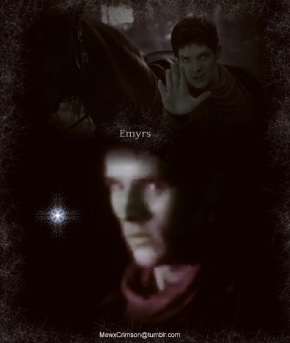 Merlin S4 Emrys Poster