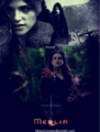 Merlin S4 Morgana - Power - merlin-on-bbc fan art