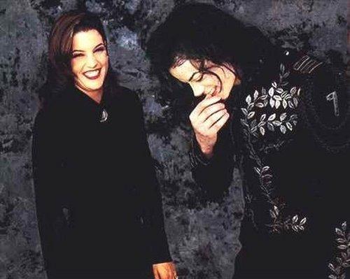 Mike and Lisa