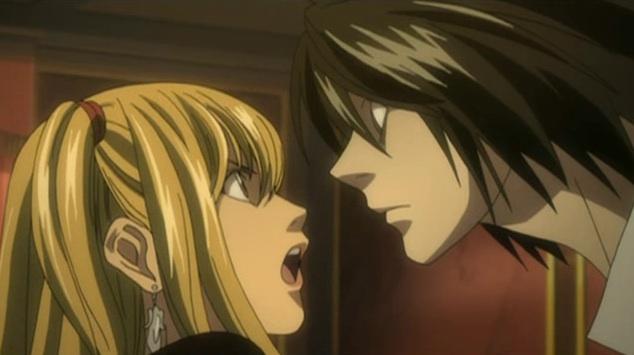 Misa and L - Misa Amane Image (24531149) - Fanpop
