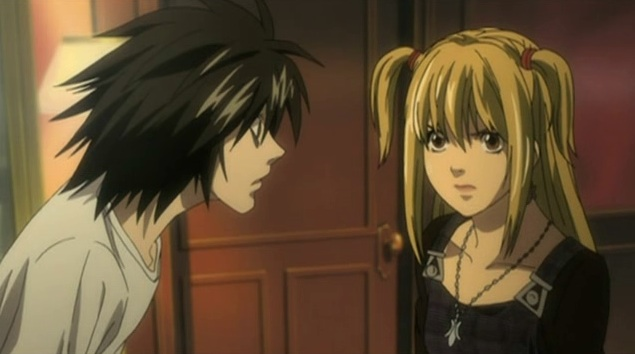 Misa Amane images Misa and L wallpaper and background ...