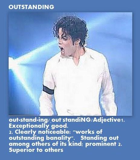 Outstanding Michael