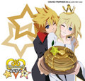 PANCAKE LOVE - roxas-and-namine photo